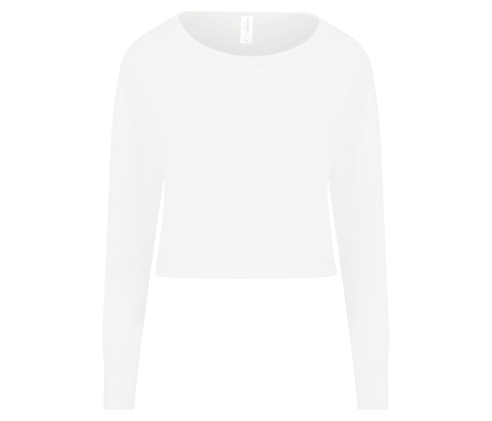 AWDIS JUST HOODS JH035 - Short Women'S Sweatshirt