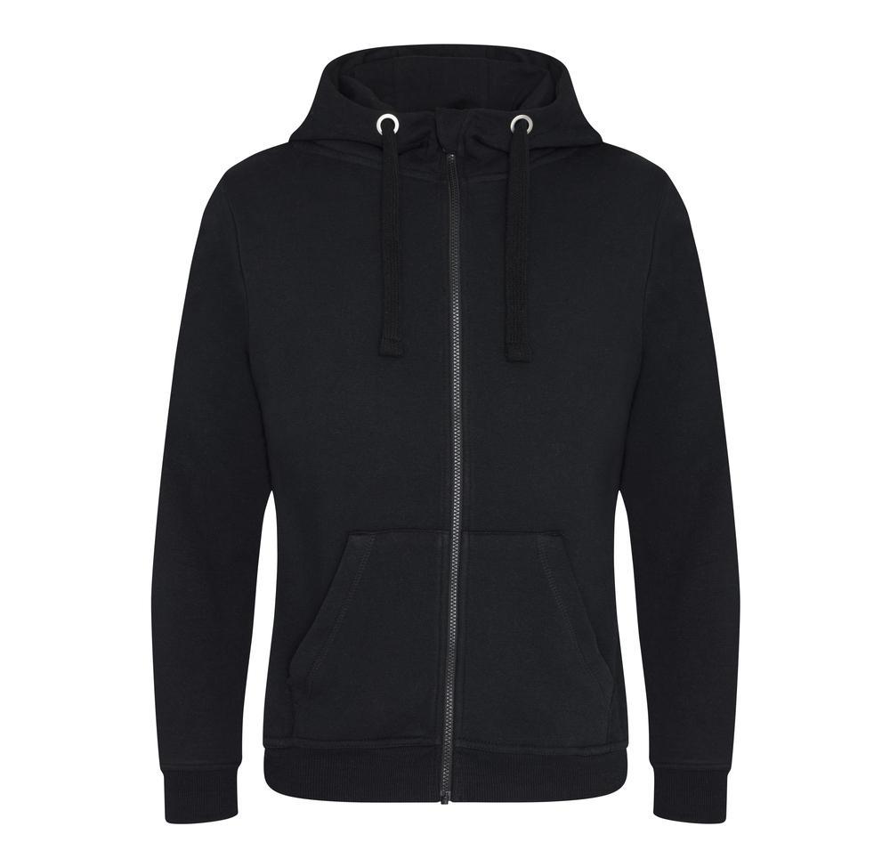 AWDIS JH150 - Graduate heavy zip-up hoodie