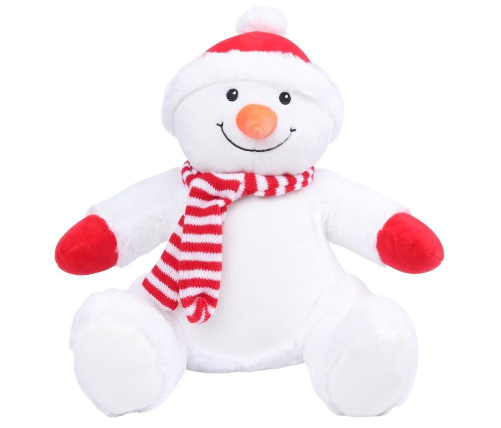 Mumbles MM567 - Snowman plush