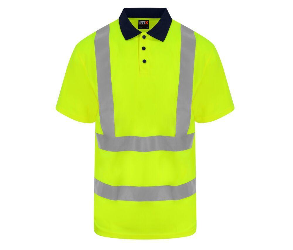 PRO RTX RX710 - High visibility polo shirt