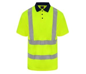 PRO RTX RX710 - High visibility polo shirt