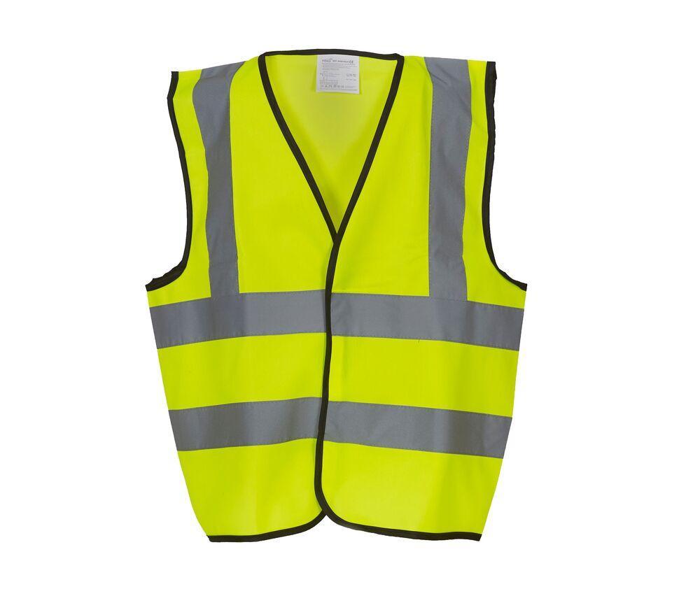 Yoko YK100C - High visibility vest for children