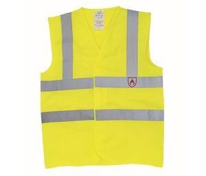 Yoko YK100R - Flame retardant safety jacket