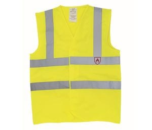 Yoko YK100R - Flame retardant safety jacket