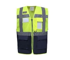 Yoko YK820 - High visibility mesh vest