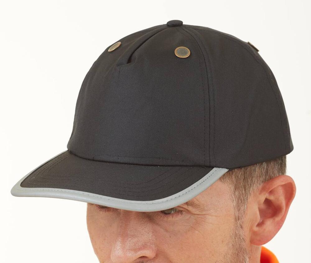 Yoko YKTFC1 - High visibility helmet cap