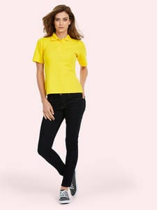 Uneek Clothing UC106 - Ladies Classic Poloshirt