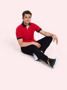 Uneek Clothing UC107 - Contrast Poloshirt