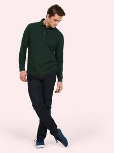 Uneek Clothing UC113 - Longsleeve Poloshirt