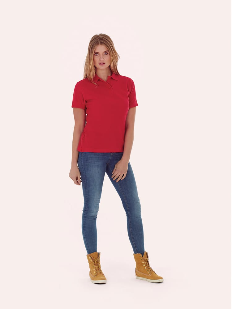 Uneek Clothing UC115 - Ladies Ultra Cotton Poloshirt