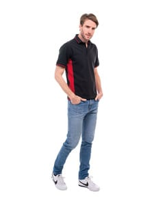 Uneek Clothing UC117 - Polo Two Tone