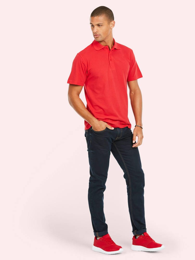 Uneek Clothing UC124 - Olympic Poloshirt