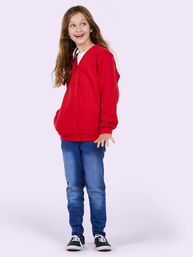 Uneek Clothing UC207 - Cardigan pour enfants