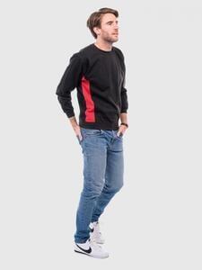 Uneek Clothing UC217 - Two Tone Crew New Sweatshirt