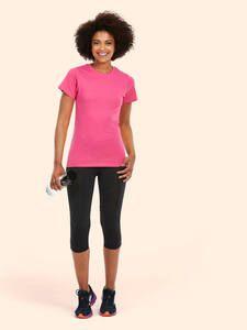Uneek Clothing UC318 - T-shirt Classique col rond pour femmes Classique Crew Neck