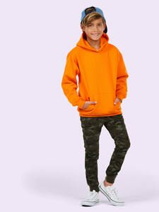 Uneek Clothing UC503 - Childrens Hooded Sweatshirt