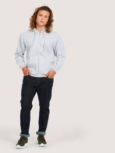 Uneek Clothing UC504 - Adults Classic Full Zip Hooded Sweatshirt