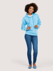 Uneek Clothing UC508 - Sweat shirt Olympic avec capuche