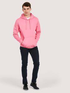Uneek Clothing UC509 - Deluxe Hooded Sweatshirt