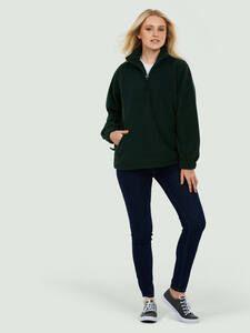 Uneek Clothing UC602 - Premium 1/4 Zip Micro Fleece Jacket