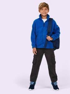 Uneek Clothing UC603 - Childrens Full Zip Micro Fleece Jacket