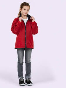 Uneek Clothing UC606 - Childrens Reversible Fleece Jacket