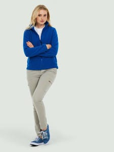 Uneek Clothing UC608 - Veste polaire pour femmes avec fermeture éclair