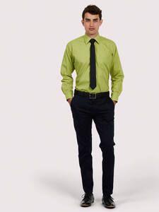 Uneek Clothing UC709 - Chemise manches longues Poplin pour hommes
