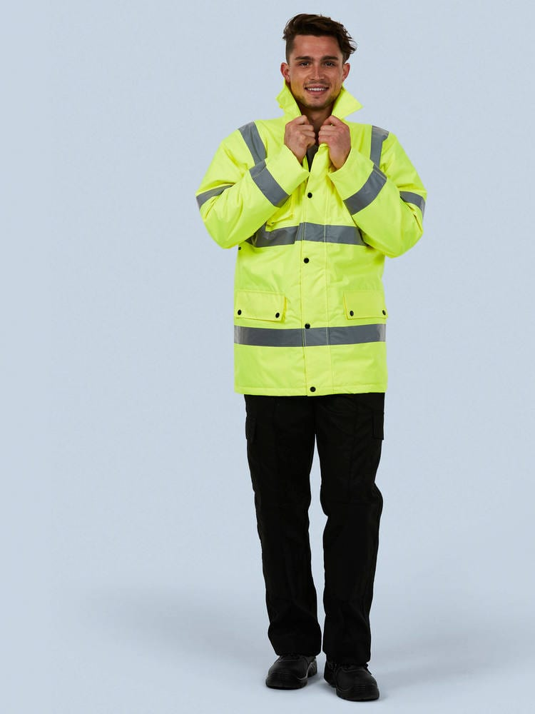 Uneek Clothing UC803 - Road Safety Jacket