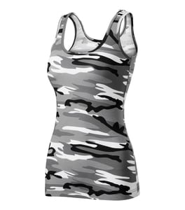 MALFINI C36 - Camo Triumph Top Ladies