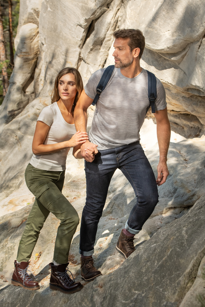 Malfini Premium 157 -  T-shirt Merino Rise homme