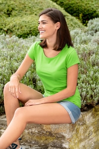 MALFINI 122 - Pure T-shirt Damen
