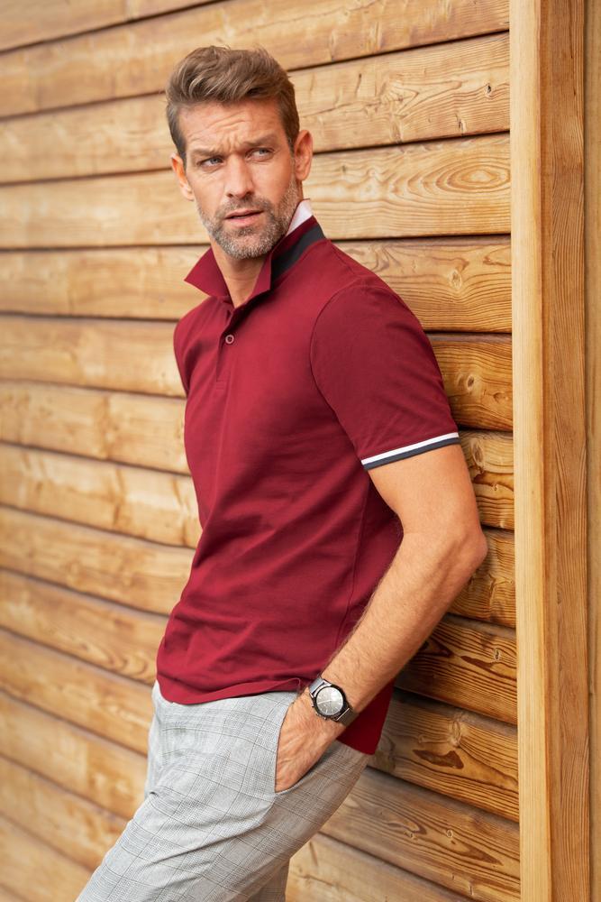 Malfini Premium 256 - Collar Up Polo Shirt Gents