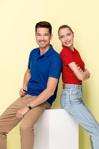 PICCOLIO P21 - Joy Polo Shirt Gents