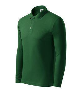 MALFINI 221 - Pique Polo LS Polo Shirt Gents