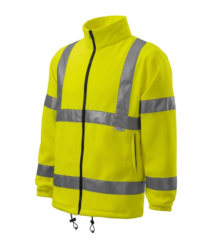 RIMECK 5V1 - HV Fleece Jacket Fleece unisex