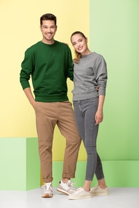 PICCOLIO P41 - sweatshirt Zero mixte