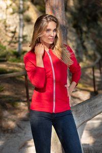 Malfini Premium 454 - Bomber Sweatshirt Ladies