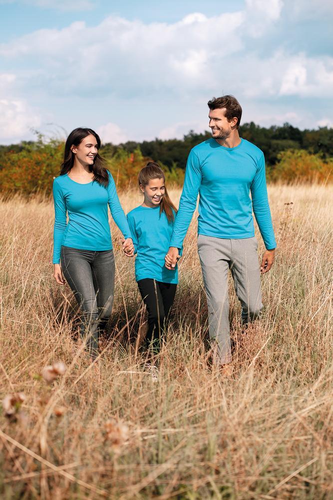 Malfini 121 - t-shirt Fit-T LS pour enfant