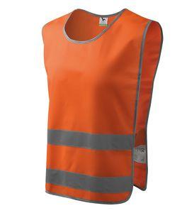 RIMECK 910 - Classic Safety Vest Warnschutzweste unisex