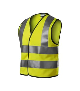 RIMECK 9V4 - HV Bright Safety Vest Kids