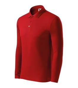 MALFINI 22Y - Pique Polo LS Polo Shirt Gents