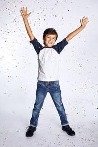 Promodoro 160 - T-shirt Raglan pour enfants