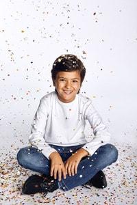 Promodoro 195 - T-shirt manches longues pour enfants