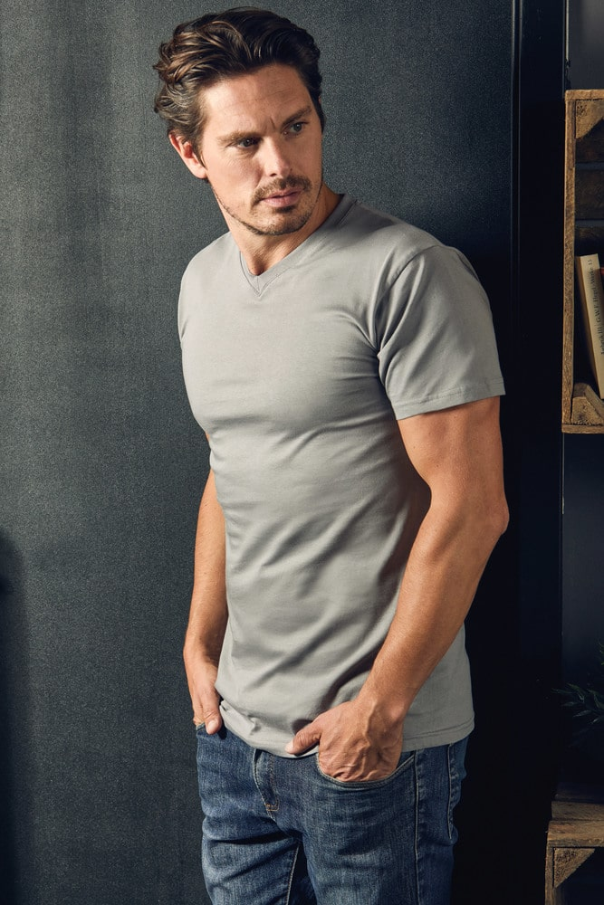 Promodoro 3025 - T-shirt Premium avec col en V