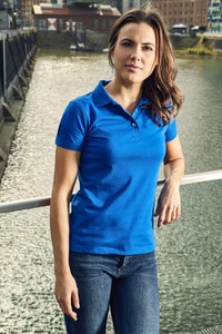 Promodoro 4025 - Polo en jersey pour femmes
