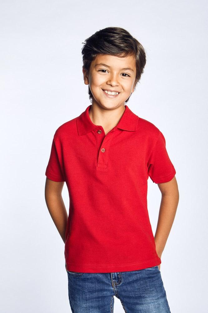 Promodoro 404 - Kid's Premium Polo