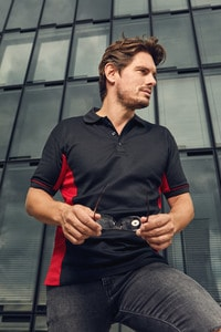Promodoro 4520 - Mens Function Contrast Polo