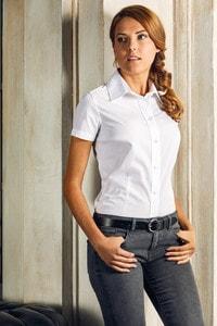 Promodoro 6305 - Popeline-Hemd für Damen
