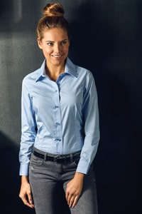 Promodoro 6315 - Womens Poplin Shirt LS